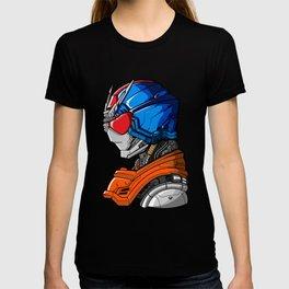 BIO MECHANICAL RIDER T-shirt