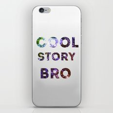 COOL STORY iPhone Skin