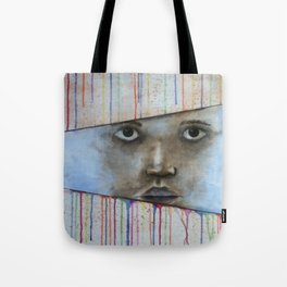 through the colors of life Tote Bag