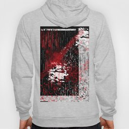 Caught in the storm Trash polka 75 Hoody