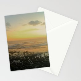 Coloured Sunset Stationery Cards