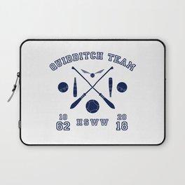 Quidditch team varsity Laptop Sleeve