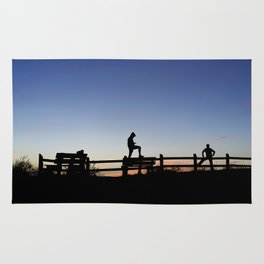 Sunset Hike Rug