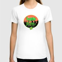 planes T-shirts featuring Planes & Jane's by Chefleclef