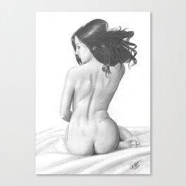 Reminiscenses Canvas Print