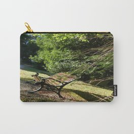 Memory Lane (Sitting In The Park) Carry-All Pouch