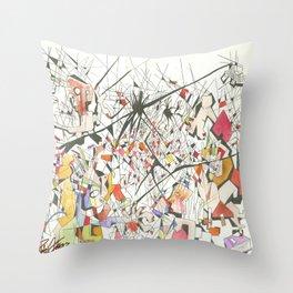 Bullying Throw Pillow