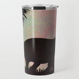 Elephant love <3 Travel Mug