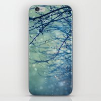 silent iPhone & iPod Skins featuring Silent Night  by Laura Ruth