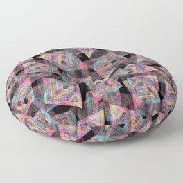 Pattern #6 Floor Pillow