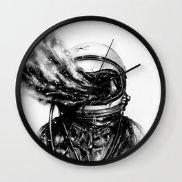 Dead Astronaut Wall Clock
