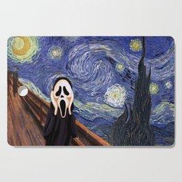 Scream Scary movie Cutting Board