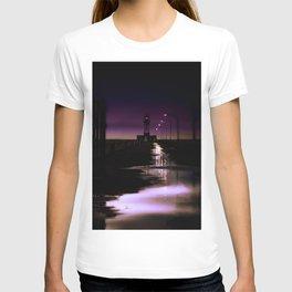 Evening Lighthouse T-shirt