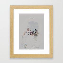 Replenish image Framed Art Print