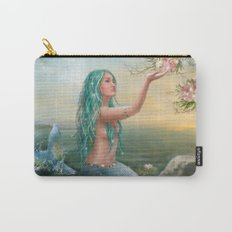 Marine Mermaid Carry-All Pouch