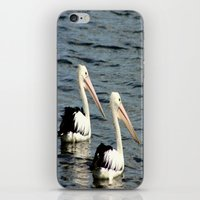 twins iPhone & iPod Skins featuring Twins by Chris' Landscape Images & Designs