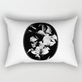 Vintage flowers. Rectangular Pillow