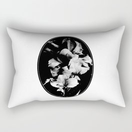 Vintage flowers. Rectangular Pillow