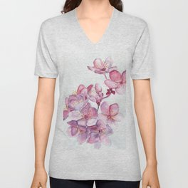 Sakura Sweeties Unisex V-Neck