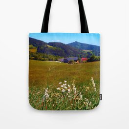 Wallflowers with no wall Tote Bag