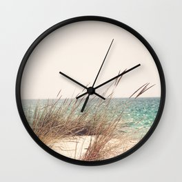 Cozy day Wall Clock