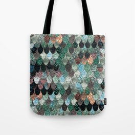 SUMMER MERMAID SEAWEED MIX by Monika Strigel Tote Bag