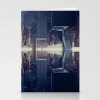 inception Stationery Cards featuring Inception by Thomas Richter