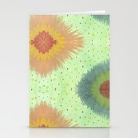 sprinkles Stationery Cards featuring Sprinkles by DeidreArt