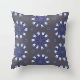 Art Deco Pattern II Throw Pillow