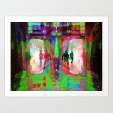 """a component of the built environment as ancient as human habitation"" Art Print"