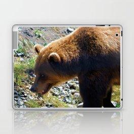 Griz - Wildlife Art Print Laptop & iPad Skin