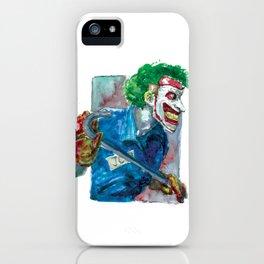 Joker Dc iPhone Case