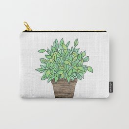 Little Potted Plant Carry-All Pouch