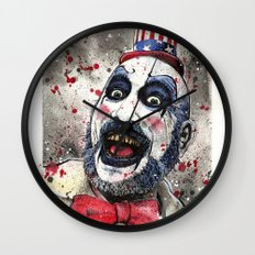 Captain Spaulding -The Devil's Rejects Wall Clock