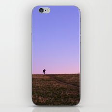 As Fast as we Can iPhone & iPod Skin