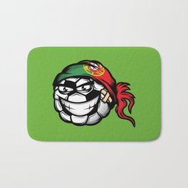 Football - Portugal Bath Mat