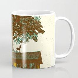 TREE CABIN Coffee Mug