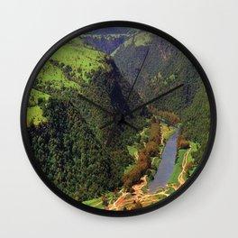 Salalah Oman 4 Wall Clock