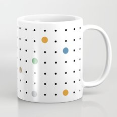 Pin Points Coffee Mug