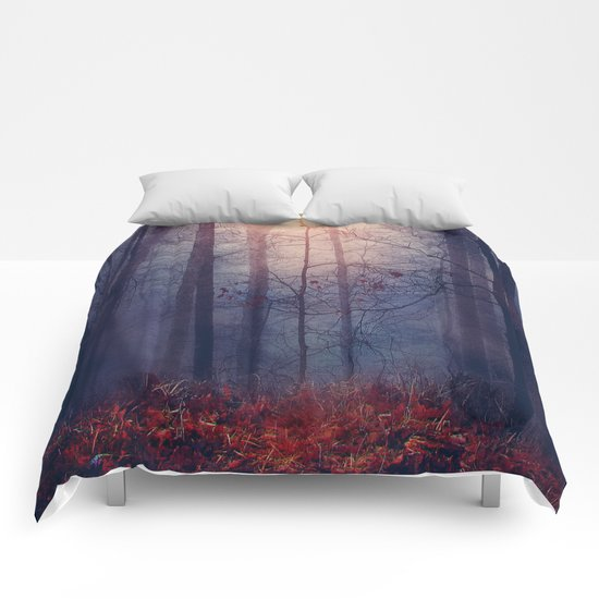 Melancolia. Comforters
