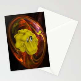 Dont fear the Moogle  Stationery Cards