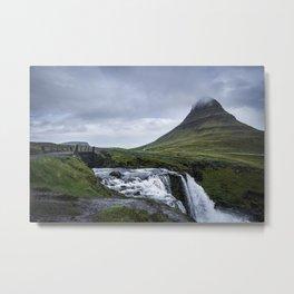Kirkjufell - Iceland Metal Print