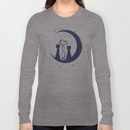 Loving Cats Long Sleeve T-shirt