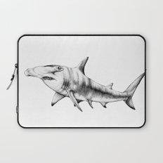 Hammerhead Shark Laptop Sleeve