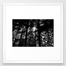 """""""Bassa intensità"""" Framed Art Print"""