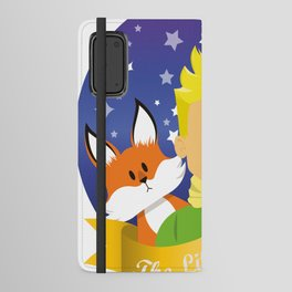 Little Prince Android Wallet Case