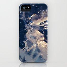 Ice Study iPhone Case