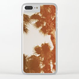 Heartland Clear iPhone Case