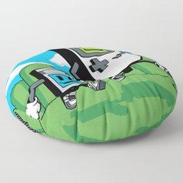Handheld Floor Pillow