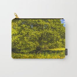 The Farm Tree Art Carry-All Pouch